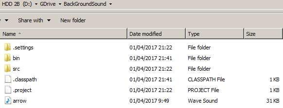How to add Sound / Music in Java Program