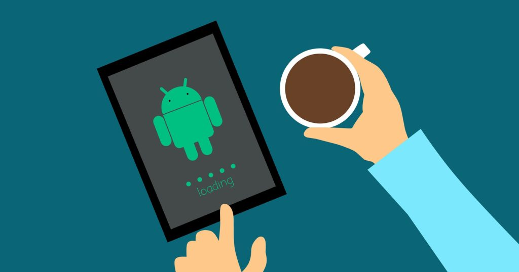 Why android use java