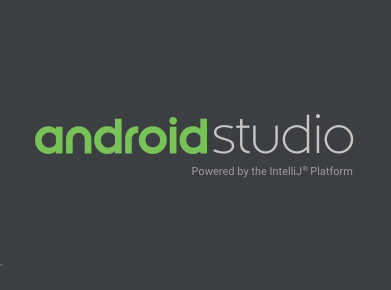 android studio start screen